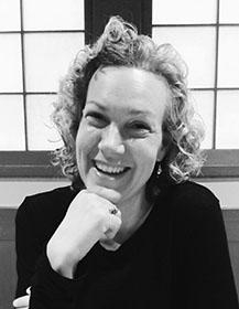 Dr. Annabella Pitkin, Assistant Professor of Buddhism / East Asian Religions