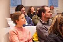 Bruce Whitehouse, Williams, Global Commons, Lehigh University Religion, audience