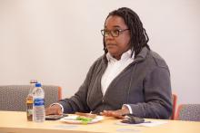 Speaker Tanya Sanders, Lehigh University Religion, Williams